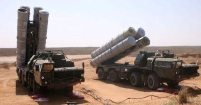 С-300 прибыл в Сирию