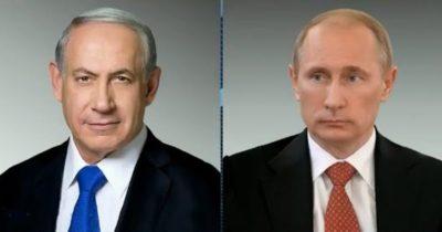 О чем говорил Путин и Нетаньягу