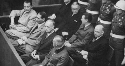 Нюрнберг не для всех: Почему самые одиозные нацистские преступники смогли избежать наказания