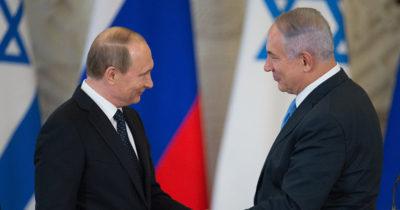 Нетаньягу готовится к встречи с Путиным. О чем будут говорить..