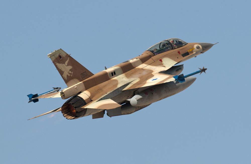Армия. ВВС Израиль