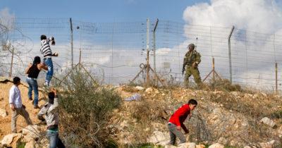 Массовый прорыв из Газы — Майор Бен Халель