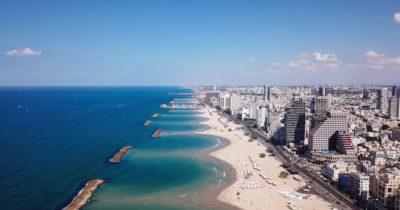 Конец израильским пляжам