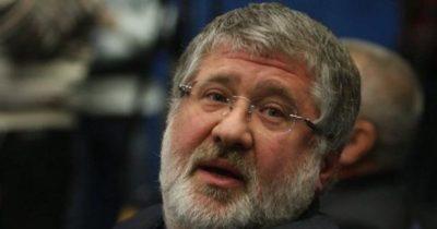 Олигарх Игорь Коломойский сбежал на ПМЖ в Израиль