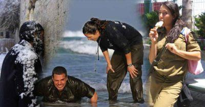Израиль соткан из позитива