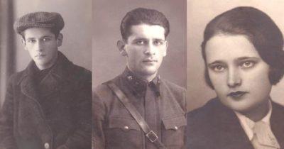 История одной еврейской семьи