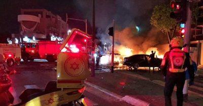 Автомобиль израильского «авторитета» взлетел на воздух