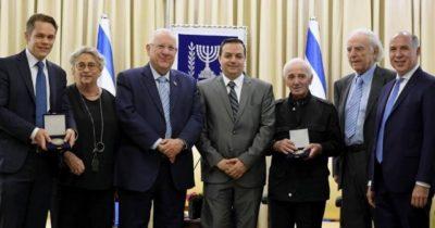 Друг Израиля. Подробности о подвиге Шарля Азнавура и его семьи