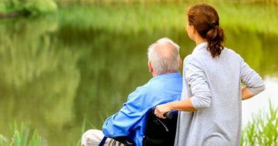 Уход за престарелыми людьми по новому