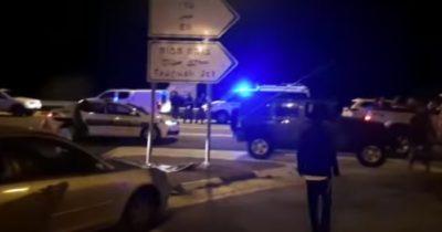 Трагедия в поселке Офра. Семь человек пострадали