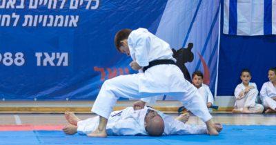 Израильтянин Артем Гурский стал чемпионом