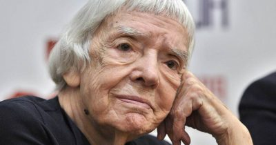 Не стало известной правозащитницы Людмилы Алексеевой. Мужественного борца, за репатриацию евреев
