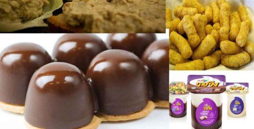 ТОП продуктов в магазинах Израиля