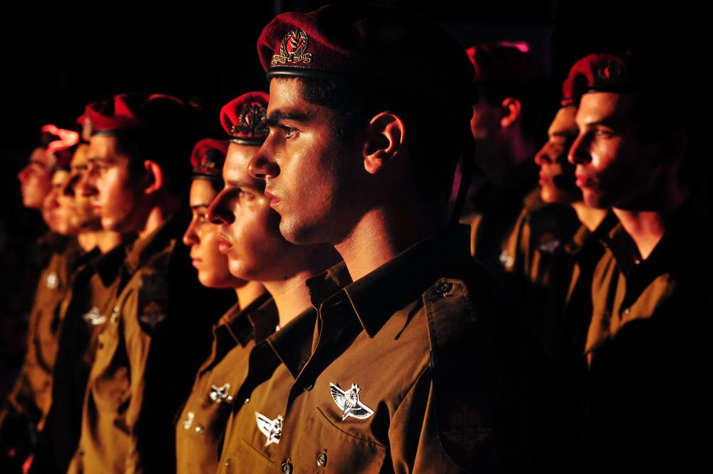 Армия солдаты Израиля. Погибшие