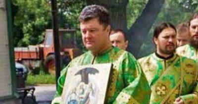 Патриарх Иерусалимским лишил Порошенко благословения