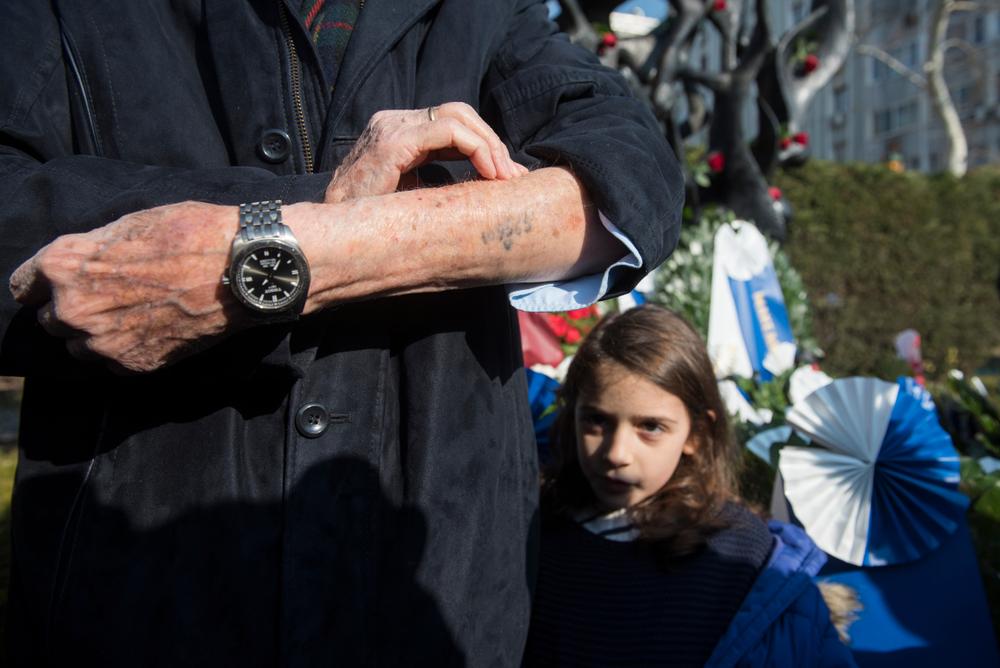 Выжившие в Холокосте