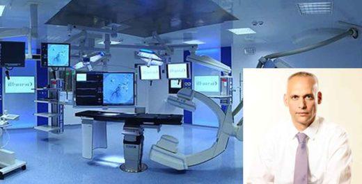 Юваль Гальчинский, операция в утробе матери