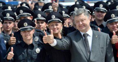 Украинские полицейские отвратительно относятся к израильтянам