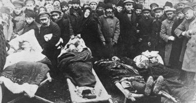 Сегодня годовщина «Проскуровского погрома 1919 года»