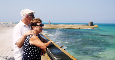 Как в Израиле живут пожилые люди. Евреи своих не бросают