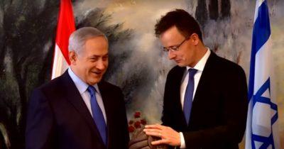 В Иерусалиме открыто первое европейское представительство. Нетаньягу благодарен Венгрии