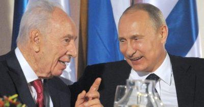 Разговор президента Израиля с Путиным