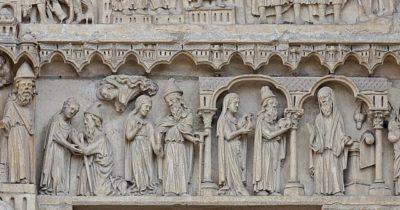 Иудейские цари Собора Парижской Богоматери