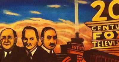 Евреям, основателям Голливуда отрыта мемориальная доска в России