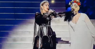Мадонна фальшивила за миллион. Включи фанеру и не позорься