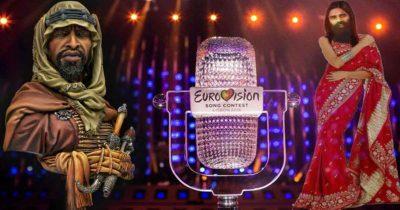 Следующее Евровидение надо провести в секторе Газа
