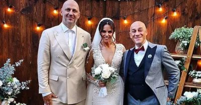 Настя Каменских выбрала израильский бренд на свою свадьбу с Потапам