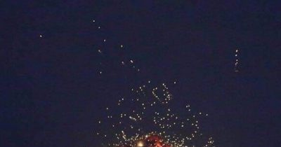 ЦАХАЛ активно «равняет с землей» объекты в Газе. Ночью «фейерверки»