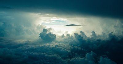 Необычное облако накрыло Израиль