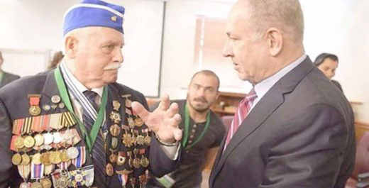 """Макс Привлер – президент Всемирной Ассоциации юных борцов с нацизмом, рассказал о заповеди своего погибшего отца: """"Если выживешь – расскажи"""""""