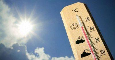 Израиль побил температурный рекорд