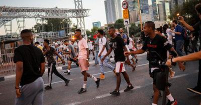 Готовимся к худшему. Эфиопская община планирует перекрыть дороги
