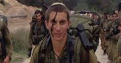 Мама погибшего солдата вышла от Нетаньягу в слезах