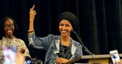 Нэнси Пелоси пожертвовала 14 000 долларов на переизбрание антисемитке Ильхана Омара
