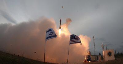 США выделяют крупную сумму на противовоздушную оборону Израиля