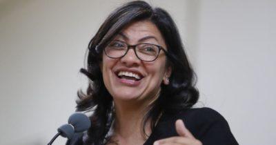 Рашида Тлаиб оскорбила Израиль и распространяет ложь