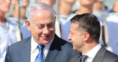 Нетаньягу приветствовали приветствием которое использовали участники уничтожения евреев в Бабьем Яру