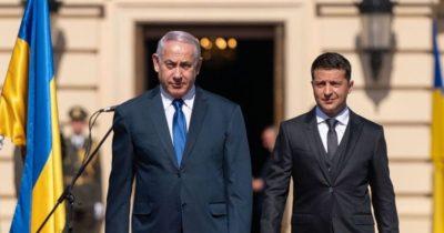 Журналисты Times of Israel о визите Нетаньягу на Украину
