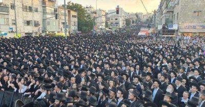 Религиозные провели шествие невероятных масштабов