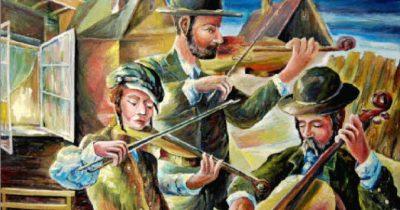 Звучит одесская музыка (Видео)