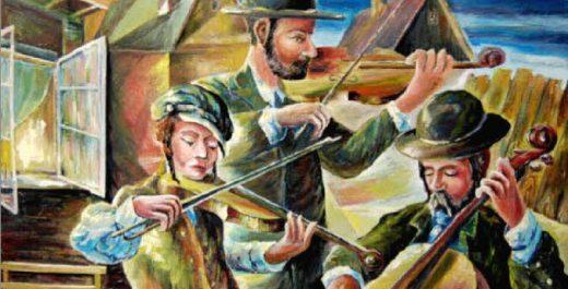 Звучит одесская музыка