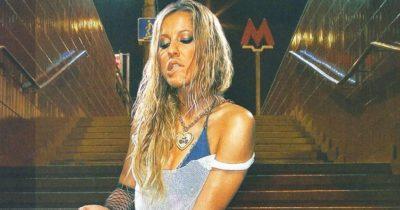 Собчак  в неглиже устроила «грязные танцы» на торжественном мероприятии