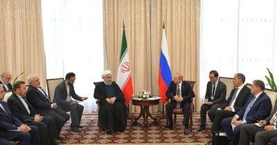 Путин сказал Ирану — «Большое спасибо»!