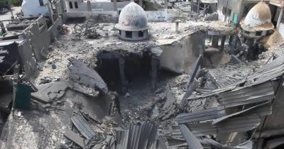 В Китае началось массовое уничтожение мечетей. Запретили арабскую вязь