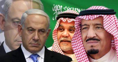 Давние враги начинают дружить против. Израиль и Саудовская Аравия