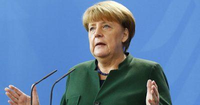 Меркель: евреи в Германии не чувствуют себя в безопасности